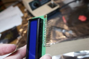 A High-Tech LCD Comb